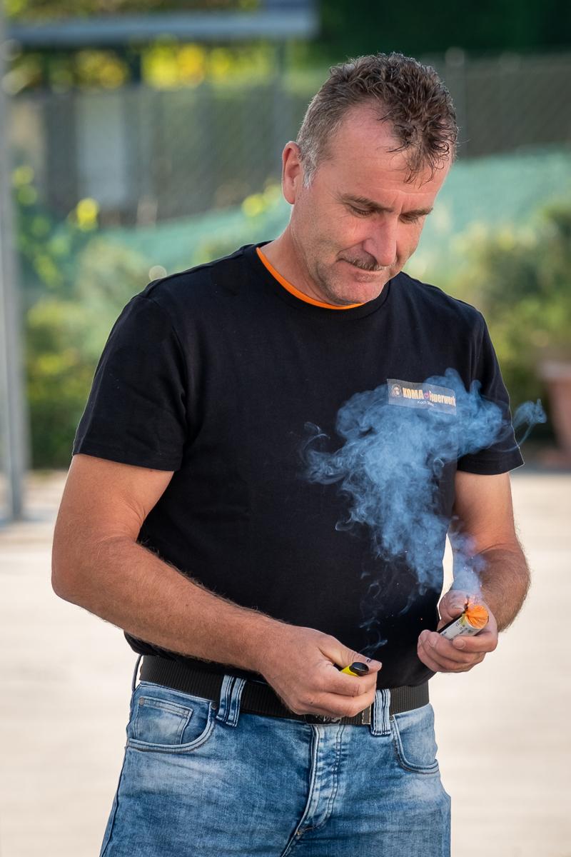Martin Koch - Koma Feuerwerk